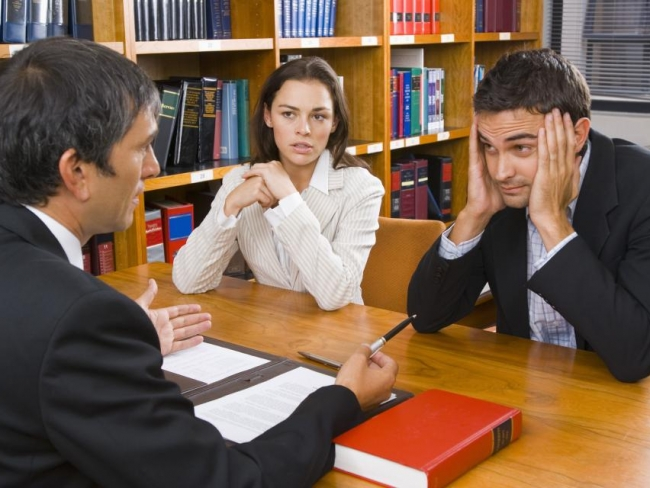 консультации юриста при разделе имущества