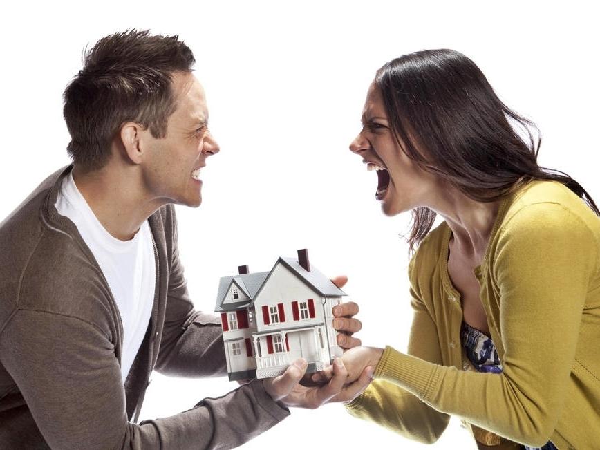 при разводе раздел имущества с ребёнком - фото 10
